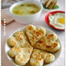 营养早餐之燕麦发面饼的做法