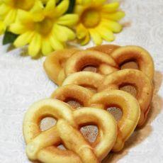 蛋奶蝶形卷饼Pretzel