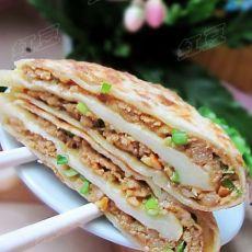 食肉一族的最爱----京都肉饼