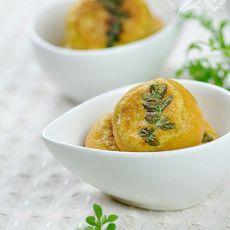 荠菜糯米饼