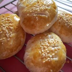 馅料自制――传统的老婆饼