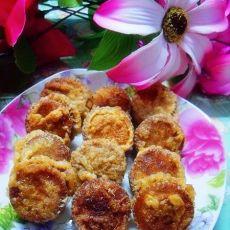 双色薯仔饼的做法