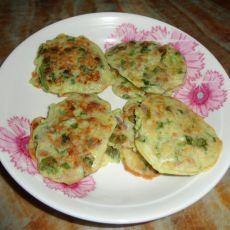 蔬菜肉饼――营养早餐