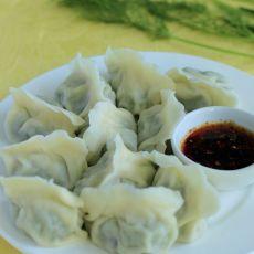 茴香羊肉饺子的做法
