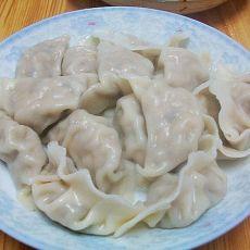 (原创首发)香菇猪肉饺子