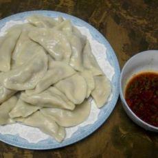 白菜肉馅饺子的做法