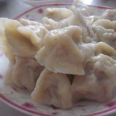 羊肉萝卜饺子