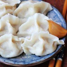 羊肉饺子   不上火吃法的做法
