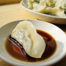 茼蒿猪肉水饺的做法