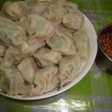 芹菜大肉饺子的做法