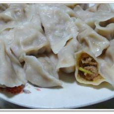 白萝卜水饺
