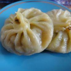猪肉香菇玉米粒儿蒸饺的做法