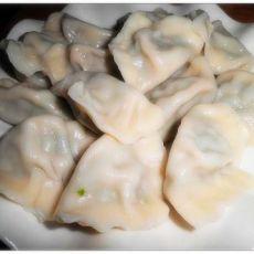 猪肉豇豆馅饺子