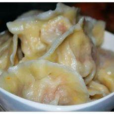 羊肉胡萝卜饺子