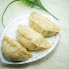 素三鲜蒸饺