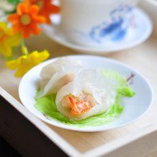 鲜虾水晶虾饺