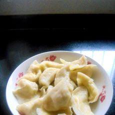圆白菜素馅饺子的做法