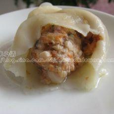 胡萝卜香菇猪肉饺