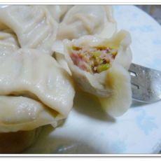 芹菜肉饺子