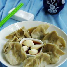 豇豆馅儿饺子的做法
