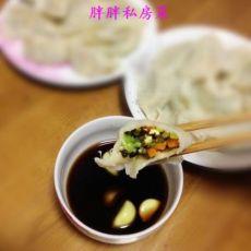 素三鲜馅饺子