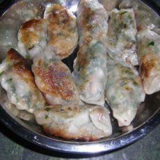 香煎饺子的做法