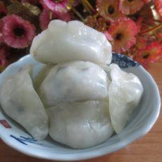 水晶肉饺子