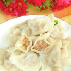 三蔬猪肉饺