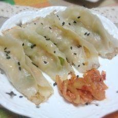 韩国泡菜煎饺