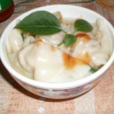 香菇肉馅饺子的做法