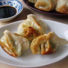 生煎包菜饺