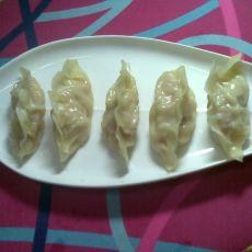 大白菜猪肉饺子的做法
