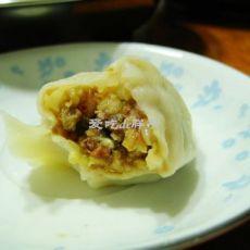 白菜牛肉水饺