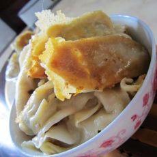 冰花锅贴饺