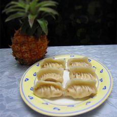 节瓜饺子的做法
