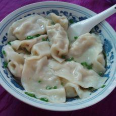 榨菜豆腐干猪肉饺子的做法