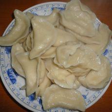 白菜豆腐饺子