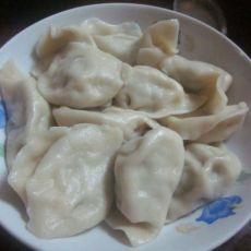 白菜猪肉馅水饺