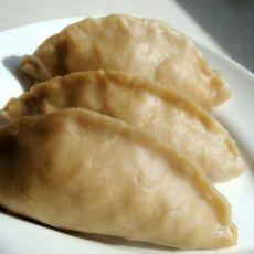 小白菜馅莜面饺子