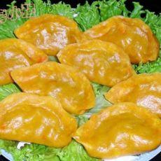 黄金咖喱饺的做法