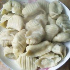 牛肉大葱水饺