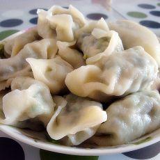 豆角馅水饺的做法
