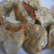 剩饺子也有春天-----煎水饺