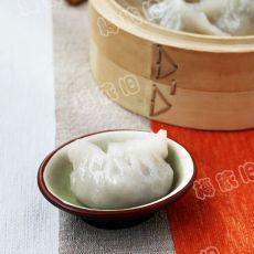 荠菜水晶饺