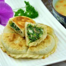 金钱茴香饺的做法
