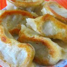 煎水饺的做法