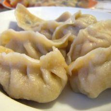 猪肉香菜水饺
