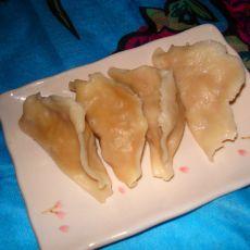 藕猪肉水饺