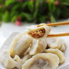 卷心菜肉馅饺子的做法