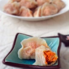 胡萝卜水饺